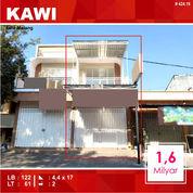 Ruko Murah Daerah Pulosari Kawi Kota Malang _ 424.19