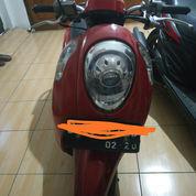 Motor Scoopy Bekas