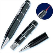 Pen USB Flashdisk 4GB + Laser Pointer