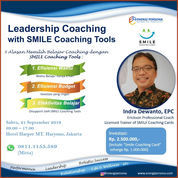 Leadership Coaching With SMILE Coaching Tools