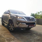 "TOYOTA FORTUNER G 2.4 AT 2016 ""New Model"""