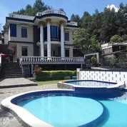 Rumah Megah Mewah Di Puncak Bogor Jawa Barat
