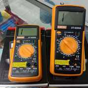 Multimeter Digital DT9205a/Avometer Pengukur Tegangan Arus