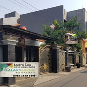 Rumah Mewah Siap Huni Diotista Kampung Melayu Jakarta Timur