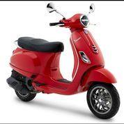 New Vespa Lx 125 I Get (Red Passione)