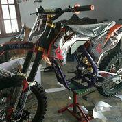Rangka Motor Trail 150cc