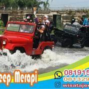 Wisata Jeep Merapi - Jeep Lava Tour Merapi Jogja