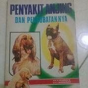 Buku Bekas Penyakit Anjing Dan Pengobatannya