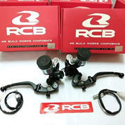 Master Rem RCB Dan Master Kopling Hidrolik Racing Boy S1