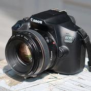 Canon 1300D Mudah Agan Dapatkan Dengan Proses Tanpa Kartu Cicilan