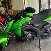 Kawasaki Z 125 Pro 2016 Mulus Original