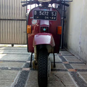 Vespa Exclusive 96 Orian
