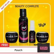 Aura Beauty PEMUTIH WAJAH No. 1 Pria Dan Wanita BPOM