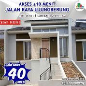 Rumah KEREN Langsung Huni Di Ujungberung, DP Ringan, Free Biaya KPR