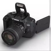 Canon Eos 750D Kamera DSRL Mudah Agan Miliki Dengan Proses Tanpa CC