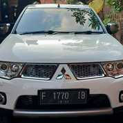 Pajero Dakar 2012 Automatic Sangat Istimewa