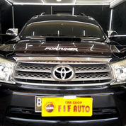 Toyota Fortuner 2.5 G VNTurbo 2010 AT Hitam