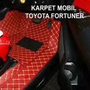 Karpet Mobil Fortuner Bahan Sintetis Menutup Segala Sisi