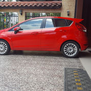 Ford Fiesta Sport Facelift 2013