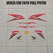 Striping Verza CW 2015 Full Putih
