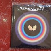 Karet Bat Pingpong Butterfly Tenergy 64 Original Red