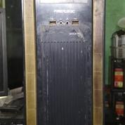 """Komputer +Lcd 19"""" Normal Garansi , Dualcore, 2gb, 160gb,"""