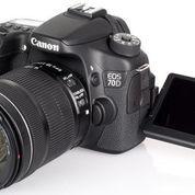 Camera Canon Eos 70D Mudah Di Cicil Proses Langsung Dapat Barangnya