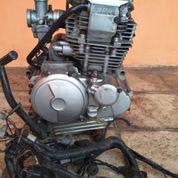 Mesin Scorpion 225cc Thn 2015