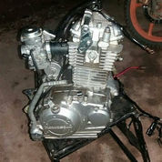 Mesin Kawasaki Klx 150cc Thn 2014