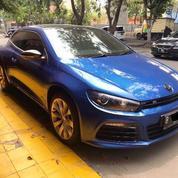 VW Scirocco 1.4 AT Nik 2012 Warna Biru