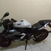 Ninja Kawasaki RRmono 2014 Tgn 1 Jarang Pakai Bukan Pdagang Depok