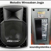 Speaker Aktif 15 Inch Audio One