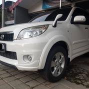 Toyota Rush G 2013 AT Putih Km50rb Full Original