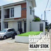 Rumah Siap Huni Konsep Vila Di Bandung Utara Dkt POLBAN Sariwangi GAES