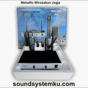 Mic Wireless Clipon Audioline