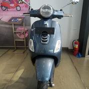 Vespa Lx LED 125cc I Get (BLUE AVIO)