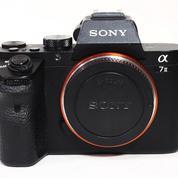 Sony A7 Mark II Body Only Mulus Lengkap Box