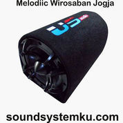 Subwoofer Aktif 10 Inch US Audio