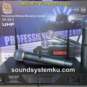 Mic Wireless BMA 88