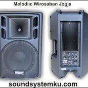 Speaker Aktif 12 Inch Huper HA