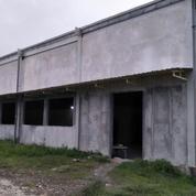 Pabrik / Gudang Beserta Ijin2 Nya, Strategis Nol Jalan Di Mojokerto