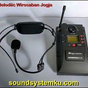 Mic Wireless Headband Stage Master
