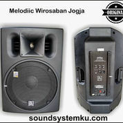 Speaker Aktif 15 Inch Beta Three (B3)