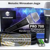 Mic Condensor Soundcrest Pro 700
