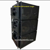 Box Speaker 12 Inch Line Array