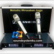 Mic Wireless Sennheiser SKM 9000 + Koper