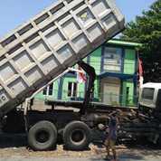Bak Dump Truk Index 30 Tahun 2014 Berikut Hidrolis Pto Komplit ,Msh Terpasang Di Isuzu Giga
