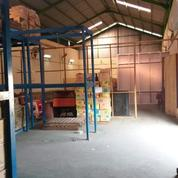 Gudang, Jl. Wahab Arfan Bekasi Barat
