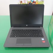 Laptop Gaming HP 240 G6 Core I7 Gen.7 Dual VGA ( RAM 8GB DDR4 )