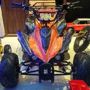 Motor ATV Monster Racer